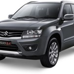 suzuki new grand vitara abu-abu