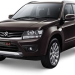 suzuki new grand vitara coklat