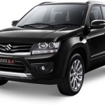 suzuki new grand vitara hitam