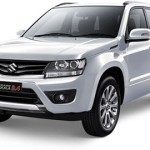 suzuki new grand vitara silver