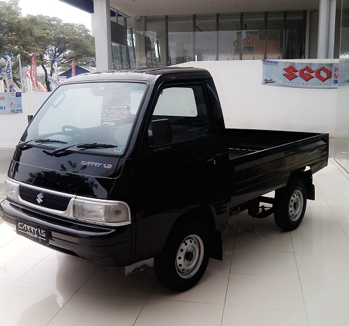 harga suzuki carry pick up baru murah zona mobil suzuki. Black Bedroom Furniture Sets. Home Design Ideas