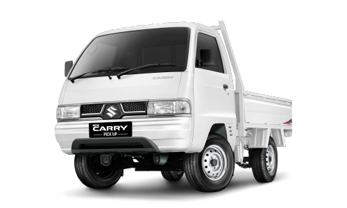 New Carry Pick Up Putih