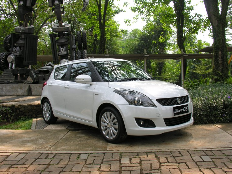 Pilihan Warna All New Swift