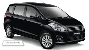suzuki ertiga cool black metallic