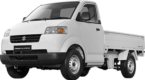 Suzuki Mega Carry Putih