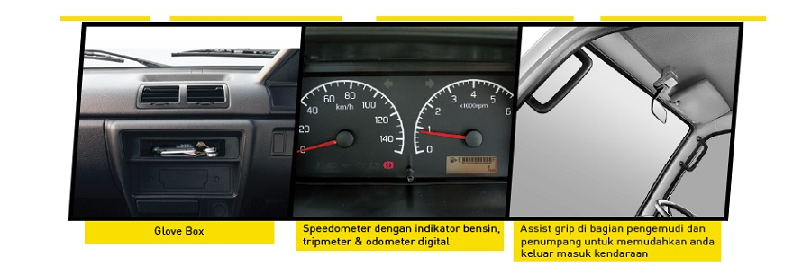 Interior New Carry Pick Up 2