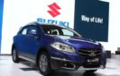 Kredit SX4 S-Cross Januari 2018