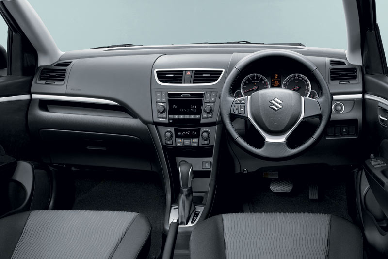All New Swift Indonesia Interior
