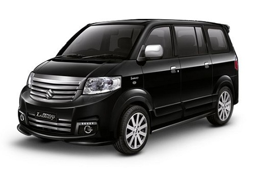 APV Luxury Hitam