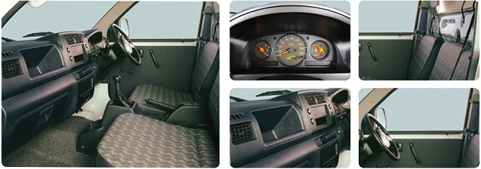 Interior Mega Carry Xtra